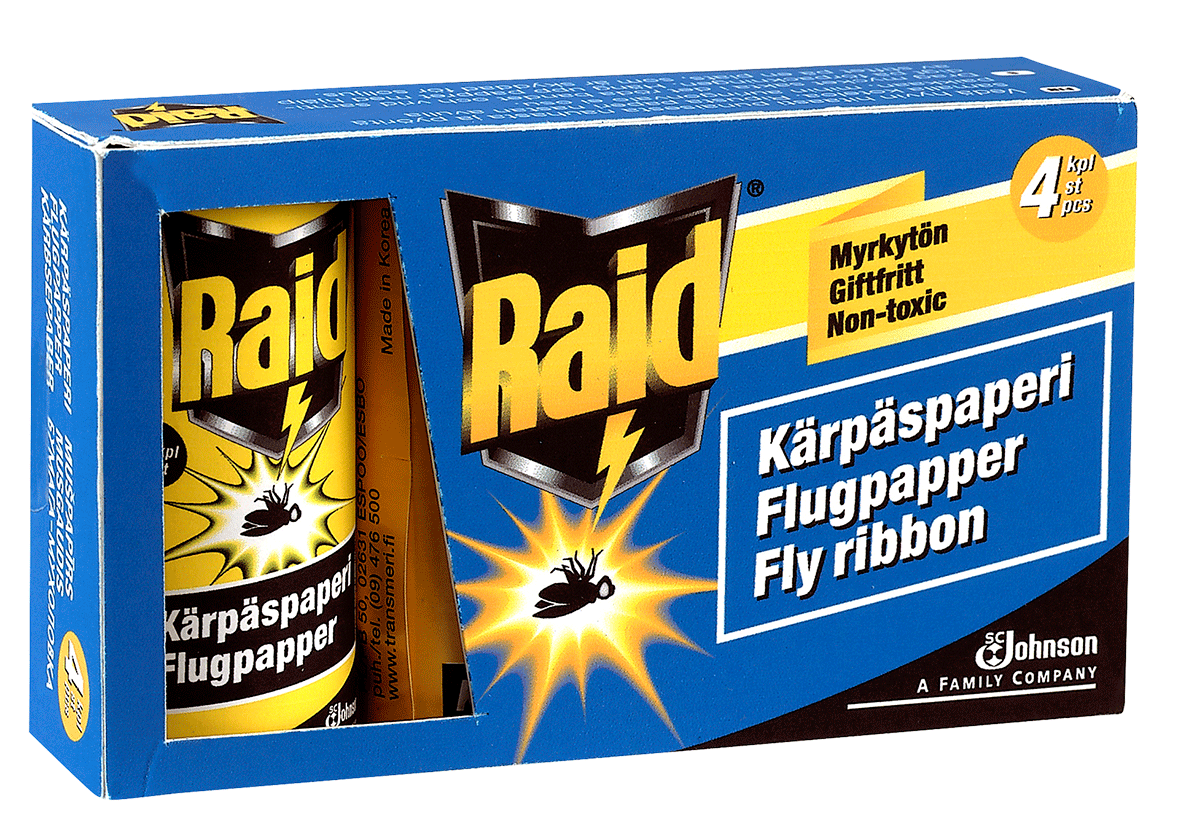 Kärpäspaperi Raid